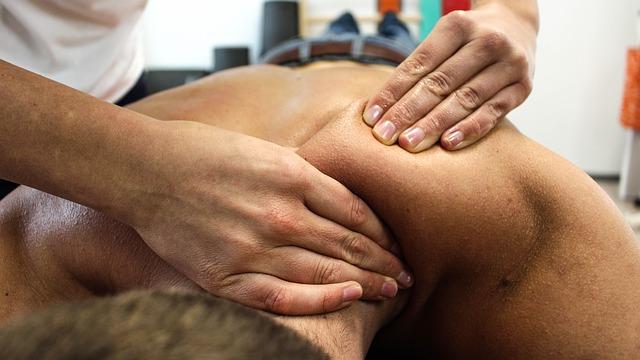 Ruky, masáž
