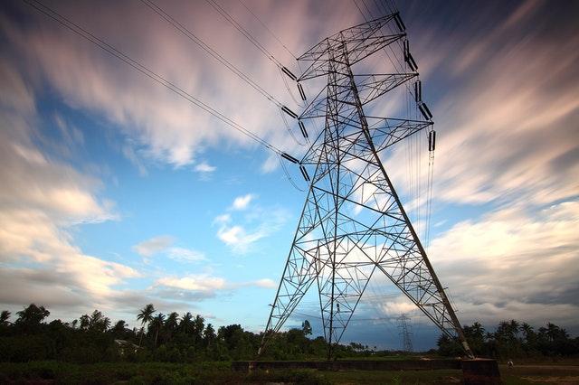 Stĺpy vysokého elektrického napätia