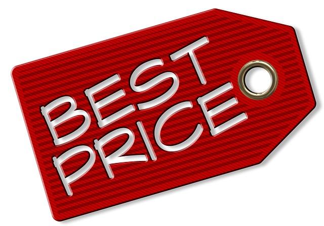 Najlepšia cena, reklama